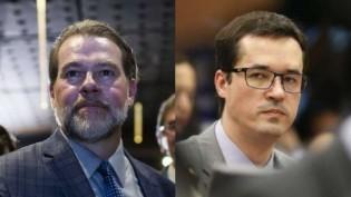 "Discurso de Toffoli para advogados provoca ""calúnia"" contra Dallagnol"
