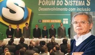 """Governo aperta o cerco ao Sistema """"S"""" e entidades ameaçam buscar socorro no STF"""