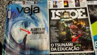"""O tsunami de """"jornaleiros"""""""