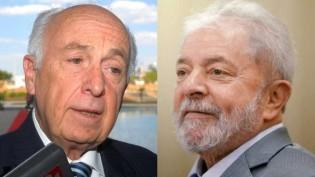 Parece óbvio que Lula e Bresser combinaram a revelação do namoro