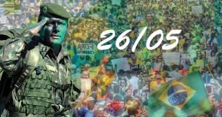 O Brasil decidiu lutar