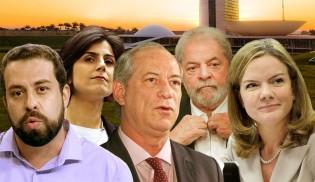 A imensa contradição dos partidos e políticos da esquerda brasileira