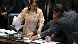 "Kátia Abreu era o ""Machado"", segundo planilhas da Odebrecht"