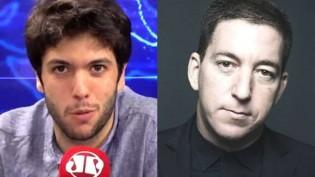 Caio Coppola já havia advertido sobre a má índole do jornalista americano e o conluio com Jean Wyllys (Veja o Vídeo)