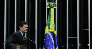 Lava-jato e Sérgio Moro recebem estrondoso apoio popular (Veja o Vídeo)