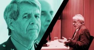 """General Heleno expõe o que pensa sobre Lula: """"Tinha que tomar uma prisão perpétua"""" (Veja o Vídeo)"""