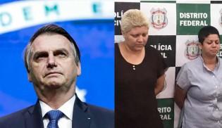 Bolsonaro lamenta não haver prisão perpétua para assassinas do menino Rhuan