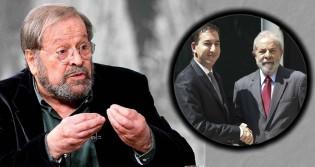 O que espera Bolsonaro para extraditá-lo? - Pergunta o ator Carlos Vereza sobre Greenwald