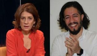 "A ""imparcial"" Miriam Leitão ""se declara"" para Jean Wyllys"