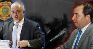 """""""Rodrigo Maia é um oportunista"""", dispara ex-chefe da Força Tarefa da Lava Jato"""