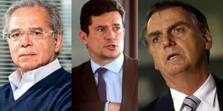 As reformas, as armadilhas e as estratégias do jogo político de Guedes, Moro e Jair Bolsonaro