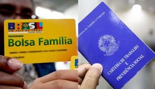 Projeto de lei prevê incentivo para empresa que contratar beneficiário do Bolsa Família