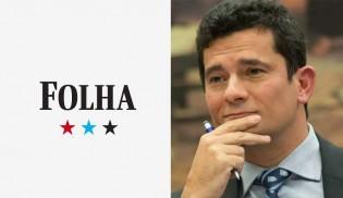 Folha recua e atesta que não houve condutas ilícitas de Moro e procuradores em conversas vazadas