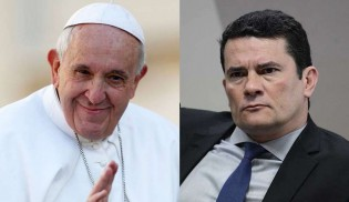 """Papa Francisco, o garoto de recados aos socialistas, pede que """"juízes sejam imparciais"""" (veja o vídeo)"""