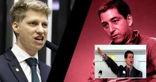 Marcel van Hattenn revela passado de Glenn e cala a esquerda (Veja o Vídeo)
