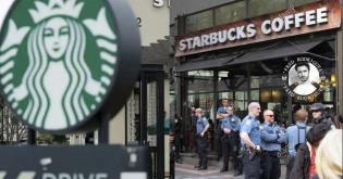 Para agradar cliente esquerdista, cafeteria pede que policiais se retirem do local