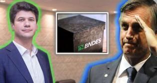 """Nomeado por Bolsonaro, novo presidente do BNDES promete abrir """"Caixa Preta"""" em 2 MESES"""