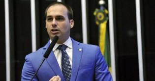 Cogitar nomeação de Eduardo Bolsonaro como embaixador dos EUA é um desgaste desnecessário