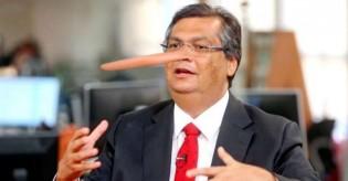 Flávio Dino, o pior governador do Nordeste, e o flagrante nas mentiras para se reeleger (Veja o Vídeo)