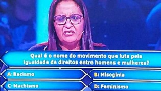 Quando a Globo quer lacrar, mas esquece de combinar com a pessoa…