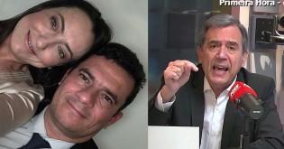 Rancoroso, Villa baixa o nível e vocifera contra esposa de Moro com base em notícia distorcida (veja o vídeo)