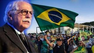 """Carvalhosa enumera todas as manobras da """"Central Única da Corrupção"""" contra o povo brasileiro e pede mobilização"""
