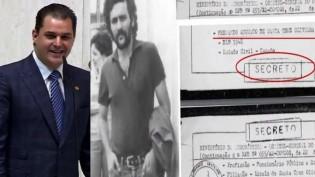 Deputado revela a história de Fernando Santa Cruz, que por pouco não vitimou o tio (Veja o vídeo)