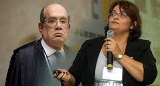 "Auditora da Receita Federal revela a verdade sobre o caso envolvendo o ""contribuinte"" Gilmar Mendes"