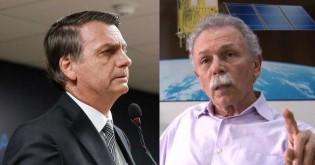 Ex-diretor do Inpe dá razão aos questionamentos do Governo (veja o vídeo)