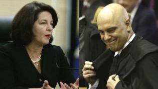 """Dodge diz que Moraes, além de investigador e julgador, é o relator e a vítima. Impossível a """"neutralidade"""""""