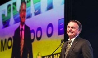 A resposta perfeita de Bolsonaro para os jornais que dizem que ele não cuida do meio ambiente (Veja o Vídeo)