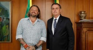 A mídia, maior inimiga do Brasil: a demonização de Richard Rasmussen, após uma foto com Bolsonaro (Veja o Vídeo)