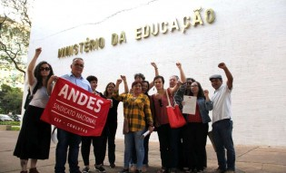 O aparelhamento e sucursal de notícias do ANDES-SN nas universidades federais
