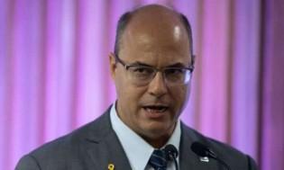 Número de policiais mortos no RJ cai 60% e Witzel garante que não vai recuar no combate aos bandidos (Veja o Vídeo)