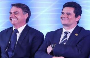 O que estamos vendo contra Moro e Bolsonaro é o desespero generalizado da bandidagem