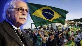 """""""Hoje, estaremos nas ruas para dizer que não aceitamos a infame Lei de Abuso de Autoridade"""", diz Modesto Carvalhosa"""