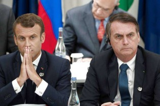 Atitude desafiadora de Macrom pode fazer Bolsonaro decretar o artigo 136 da Constituição?