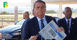 Bolsonaro divulga mais 4 nomes de jornalistas ligados a Globo que receberam dinheiro público (Veja o Vídeo)