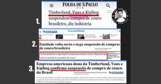Empresas parecem estar em dúvida entre fazer negócios com o Brasil ou lacrar