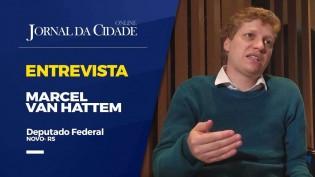 """Marcel van Hattem: """"A Lei de Abuso de Autoridade foi votada na calada da noite, a toque de caixa"""" (Veja o Vídeo)"""