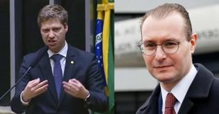 """""""Aberração! Dinheiro público para bancar Lula Livre? Vergonha!"""", declara Marcel van Hattem (veja o vídeo)"""