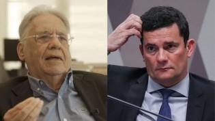 O ridículo conselho de FHC para Sérgio Moro