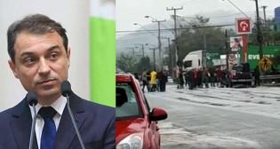 Governador de SC abandona Blumenau e bandidagem toma conta da cidade (veja o vídeo)