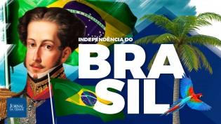 TV JCO - Nem Merkel, nem ONU, nem Macron! Nunca mais seremos colônia! Viva a Independência do Brasil! (Veja o vídeo)