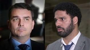 A distância quilométrica entre os casos do senador Flávio Bolsonaro e do deputado marido de Verdevaldo