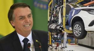 Multinacional fará investimento bilionário no Brasil e Bolsonaro comemora