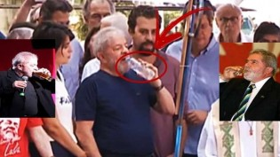 Mais uma escandalosa mentira de Lula: ele jura que não bebe há 45 anos (Veja o Vídeo)
