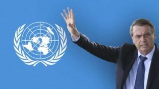 Em discurso de abertura de evento da ONU, Bolsonaro deve pautar pela defesa da soberania e da Amazônia