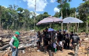 """Produtora de filmes simula incêndio na Amazônia para """"abrilhantar"""" o Rock in Rio e """"avacalhar"""" o Brasil (Veja o Vídeo)"""