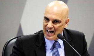 As entrelinhas da decisão de Alexandre de Moraes: Esqueçam a lei. Quem manda é o STF e ponto final